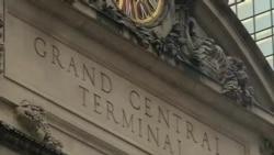 美国万花筒:纽约中央车站庆祝百岁生日