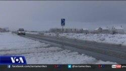 Situatë e vështirë në rrugët kombëtare që përshkojnë Veriun e Shqipërisë
