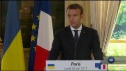 Час-Time: Як змінюється позиція та роль Франції у «Нормандському форматі»?