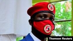 Robert Kyagulanyi maarufu kama Bobi Wine