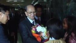 缅甸总统吴登盛周一将造访白宫