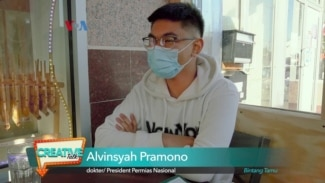 VOA Creative Talk: Alvin Pramono, Ketua Persatuan Mahasiswa Indonesia Amerika