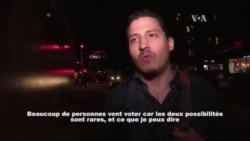 Les Latinos du Queens sortent en grand nombre (videos)