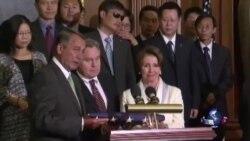 VOA连线:六四周年纪念,美国会通过多项议案