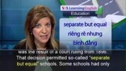 Anh ngữ đặc biệt: Landmark Education Anniversary (VOA-Edu)