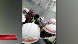 Xuất hiện video gây 'sốc' trong vụ xô xát tại Samsung Bắc Ninh