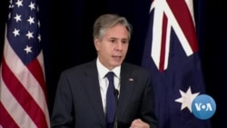 Blinken Defends Deal to Share Nuclear Submarines with Australia