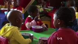 Malnutrition Cripples Child Development in South Africa