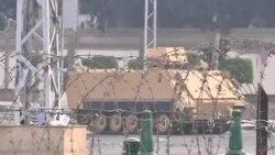 埃及總統穆爾西無視抗議者的要求