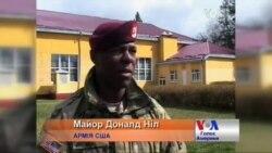 Десантники США: Українців навчимо лідерству. Відео