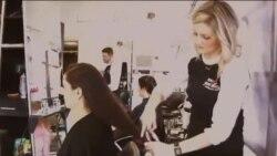 اهدای مو به کودکان سرطانی