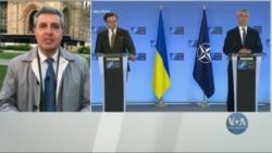 Підсумки термінового засідання комітету НАТО-Україна у Брюсселі. Відео