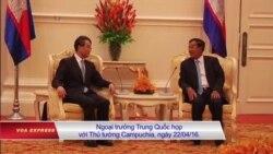 Thủ tướng Hun Sen 'đáp trả' chỉ trích của Facebooker người Việt về Biển Đông