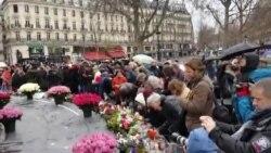 Fransa Charlie Hebdo Saldırısını Andı