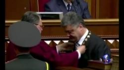 乌克兰总统波罗申科将与俄罗斯谈判
