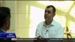 Intervistë me Eduard Selamin, kandidat për kreun e PD