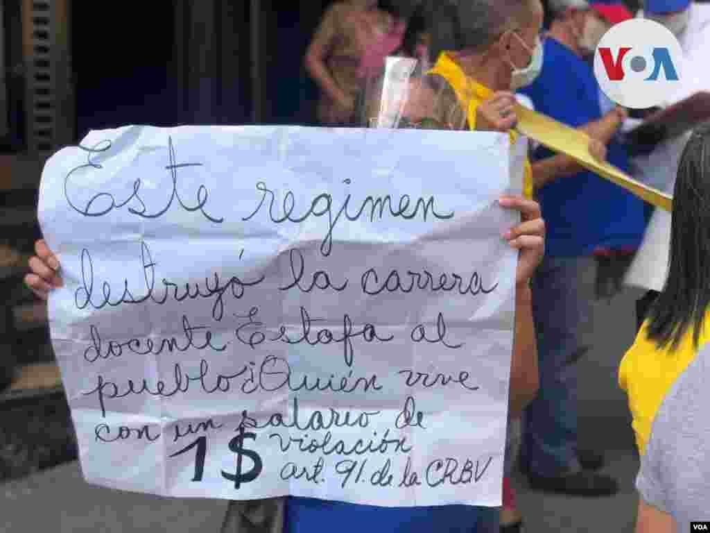 Hasta el mediodía de este miércoles, el Observatorio Venezolano de Conflictividad Social registraba 53 protestas en todo el país.