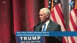 Başkan Trump'ın En Büyük Destekçisi Mike Pence