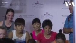 Thi chạy nhà chọc trời tại Bắc Kinh