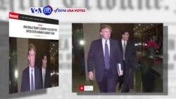 Manchetes Americanas 29 Setembro: Donald Trump fez negócios em Cuba apesar do embargo económico