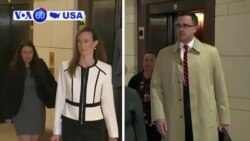 Manchetes Americanas 19 Novembro: Comité de Inteligência ouve testemunhas em inquérito de impugnação