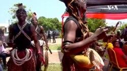 1619非奴系列(7): 加纳回归年,非奴后裔寻根