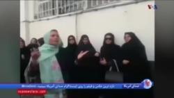 معلمان معترض در ایران چه می گویند؛ حمله ماموران به اعتراض صنفی و مسالمت آمیز