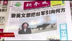 Trung Quốc cảnh báo ông Trump về Đài Loan