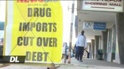 Zimbabwe yakumwa na upungufu wa madawa ya binaadamu.
