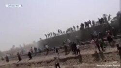 Tren Raydan Çıktı Yaklaşık 100 Kişi Yaralandı