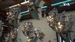 Robot Art Creations ...