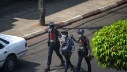 緬甸逮捕兩名記者 受到強烈譴責