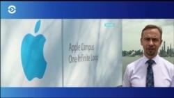 Apple потянул за собой рынок США