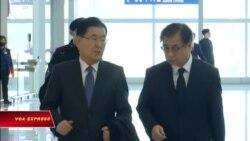 Phái viên Hàn Quốc sang Mỹ bàn về đề nghị của Triều Tiên