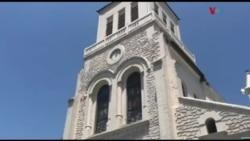 Ayiti-Prensipal aktivite yo paralize nan peyi a apre apèl legliz katolik lanse pou fèmen lekòl kongreganis yo pou pwoteste kont kidnaping.