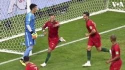 Portugal Vs Irão - Momentos Altos do Jogo