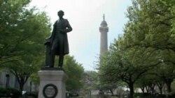 Merilend shtati manzaralari/Maryland in spring plus a glimpse of Baltimore