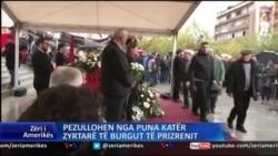 Vdekja e veprimtarit të Vetëvendosjes - pezullohen katër zyrtarë të burgut të Prizrenit