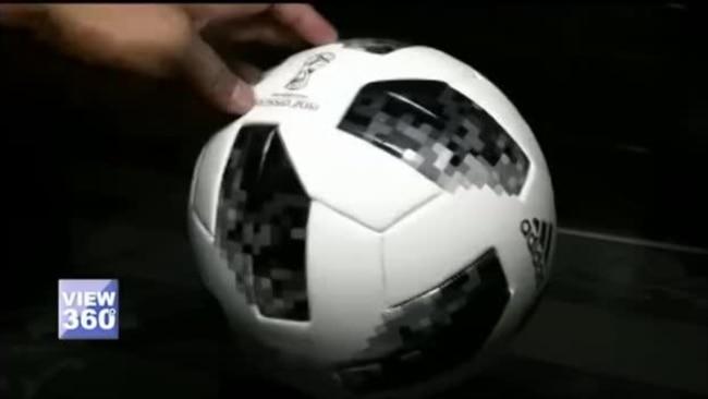 ورلڈکپ میں سیالکوٹ کے بنے فٹ بال کا استعمال