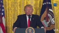 Ziara ya Rais Trump katika makumbusho ya kihistoria ya watu weusi Marekani na mzozo wa Trump na waandishi wa habari