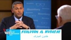 فرارو: همتایان - خلدون المبارک