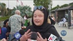 Представники афганської громади Каліфорнії проводять численні акції у різних містах: що вони кажуть. Відео