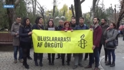 Af Örgütü: 'Türkiye Uygur Türkleri'ne Uygulanan Zulmü Dile Getirmeli'