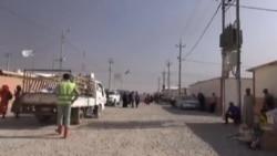 U kampovima sve više izbjeglica iz Mosula