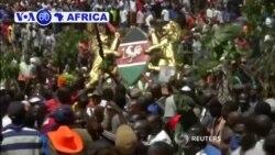 Kenya: Raila Odinga Yarahiye