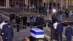 以色列為前總理沙龍隆重舉行追悼會