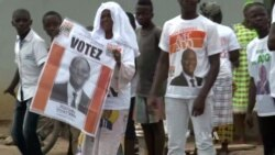Ivory Coast Readies for Presidential Poll