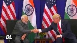 Trump anaonekana kujitayarisha kwa vita vipya vya kibiashara na India