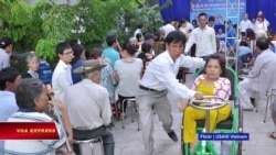 Mỹ viện trợ người khuyết tật ở Thừa Thiên Huế