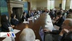 Türk-Amerikan İlişkileri Washington'da Tartışıldı